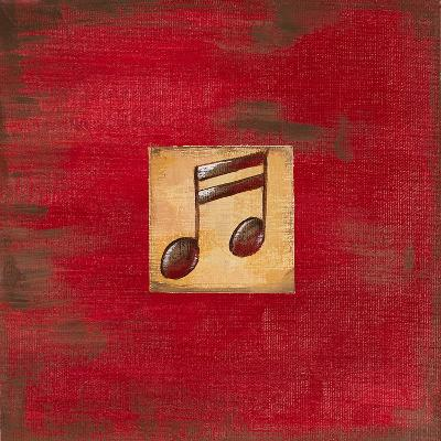Music Note-Hakimipour-ritter-Art Print