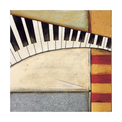 Music Notes II-Susan Osborne-Art Print