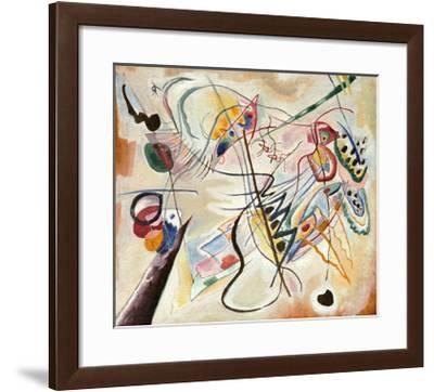 Music Overture, 2001-Wassily Kandinsky-Framed Giclee Print