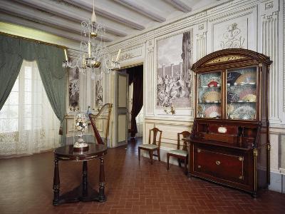 Music Room, Romantic Museum, Sitges, Spain--Giclee Print