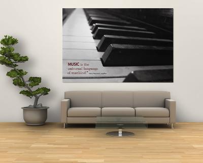 Music--Wall Mural