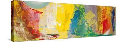 Musica per occhi che brillano-Italo Corrado-Stretched Canvas Print