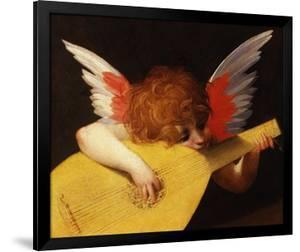 Musical Angel by Rosso Fiorentino