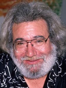 Musician Jerry Garcia