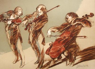 Musique de chambre I-Claude Weisbuch-Limited Edition