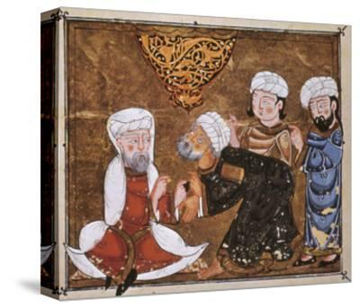 Muslim Court, 1334 A.D