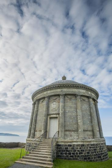 Mussenden Temple at Downhill Demesne-Tim Thompson-Photographic Print