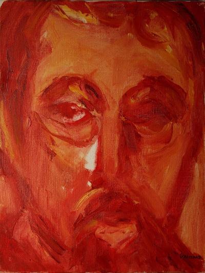 Mussorgsky-Annick Gaillard-Giclee Print