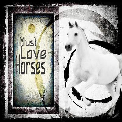 Must Love Horses-LightBoxJournal-Giclee Print