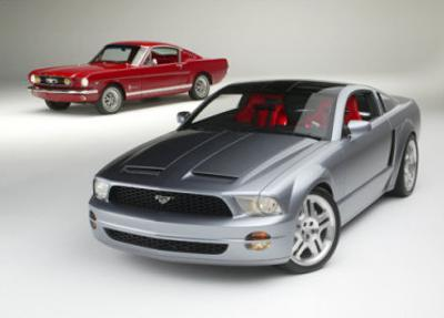 Mustang GT Coupes