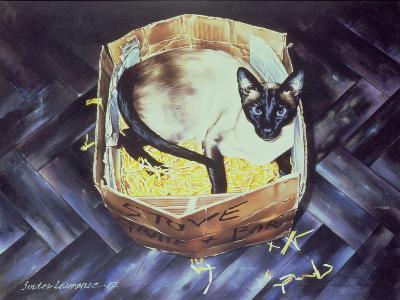 Mustdi 1983-Sandra Lawrence-Giclee Print