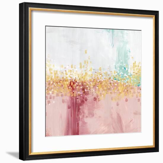 Mustn't Hurry I-PI Creative Art-Framed Art Print