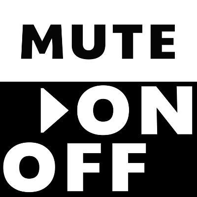 Mute On / Off-Linda Woods-Art Print