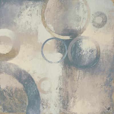 Muted Cobalt I-Michael Marcon-Premium Giclee Print