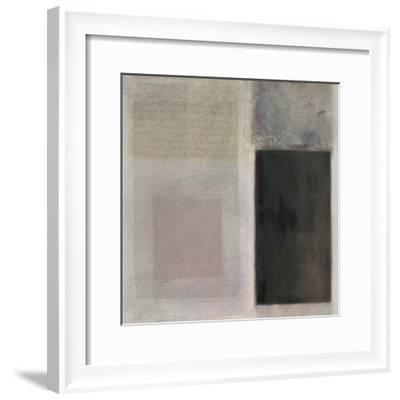 Muted Hues I-Victoria Borges-Framed Art Print