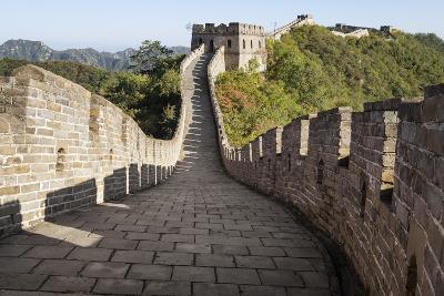 Mutianyu, Great Wall of China, UNESCO World Heritage Site, Mutianyu, China, Asia-Janette Hill-Photographic Print