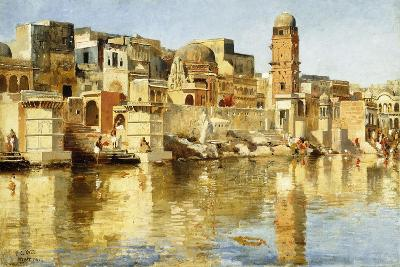Muttra, 1888-Edwin Lord Weeks-Giclee Print