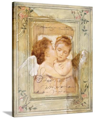 My Beloved One-Joadoor-Stretched Canvas Print