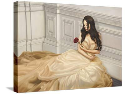 My Beloved One-Pierre Benson-Stretched Canvas Print