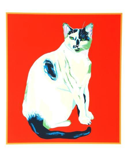 My Cat-Dody Muller-Collectable Print