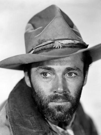 My Darling Clementine, Henry Fonda (As Wyatt Earp), 1946--Photo