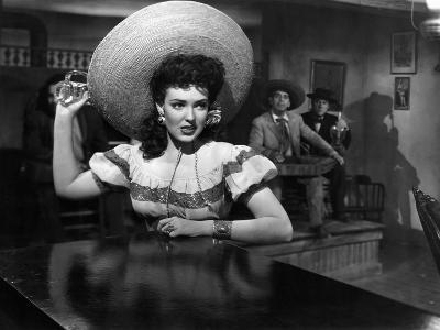 My Darling Clementine, Linda Darnell, 1946--Photo