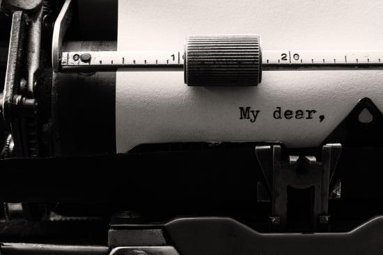 My Dear-Luiz Laercio-Photographic Print