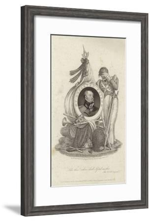 My Departed Friend--Framed Giclee Print