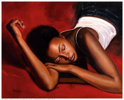 My Dream-Sterling Brown-Art Print