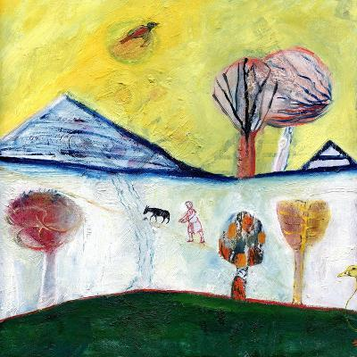 My Duck, 2004,-Gigi Sudbury-Giclee Print