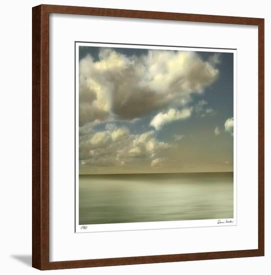 My Earth No. 2-Donna Geissler-Framed Giclee Print