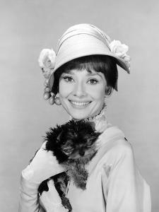 My Fair Lady, Audrey Hepburn, 1964