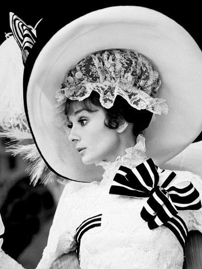 My Fair Lady, Audrey Hepburn 1964--Photo