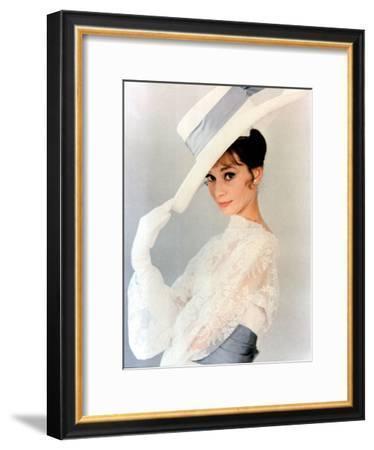 My Fair Lady, Audrey Hepburn 1964--Framed Photo