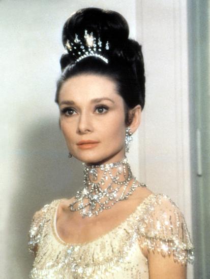 My Fair Lady Audrey Hepburn 1964 Photo Art Com