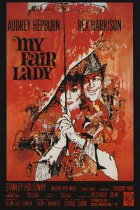 My Fair Lady, French Movie Poster, 1964