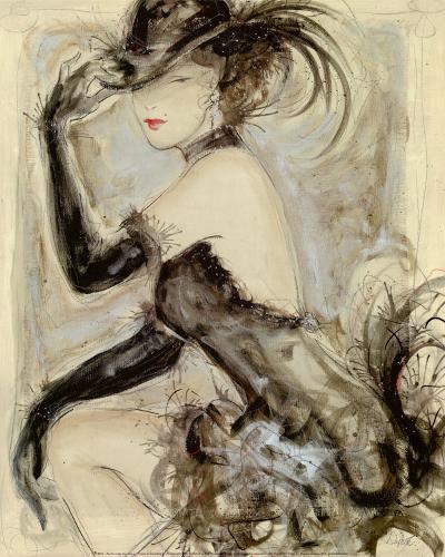 My Fair Lady I-Karen Dupr?-Art Print