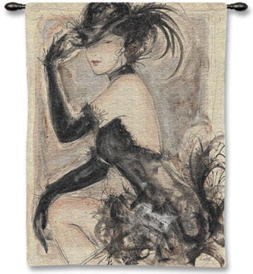 My Fair Lady I-Karen Dupr?-Wall Tapestry