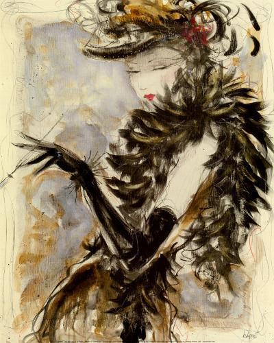 My Fair Lady III-Karen Dupr?-Art Print