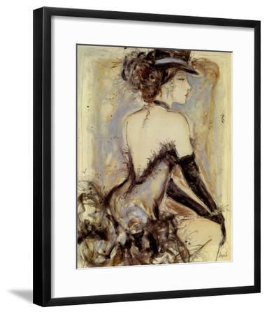 My Fair Lady IV-Karen Dupré-Framed Art Print