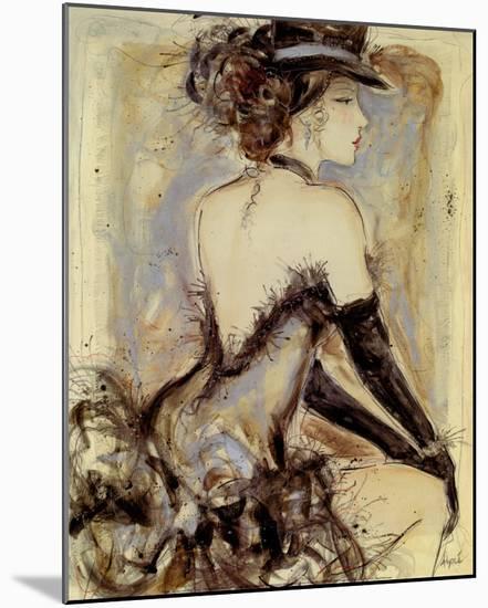 My Fair Lady IV-Karen Dupré-Mounted Art Print
