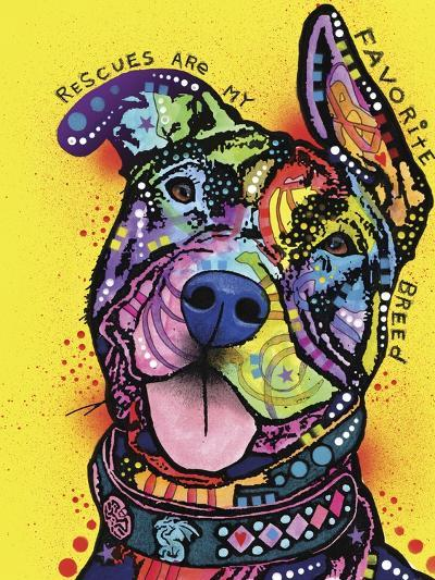 My Favorite Breed-Dean Russo-Giclee Print