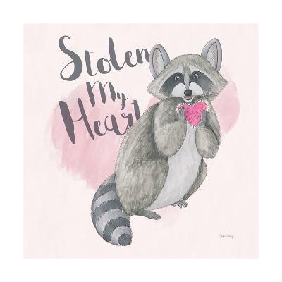 My Furry Valentine I Sq-Elyse DeNeige-Art Print