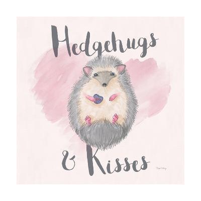 My Furry Valentine III Sq-Elyse DeNeige-Art Print