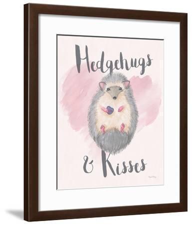 My Furry Valentine III-Elyse DeNeige-Framed Art Print