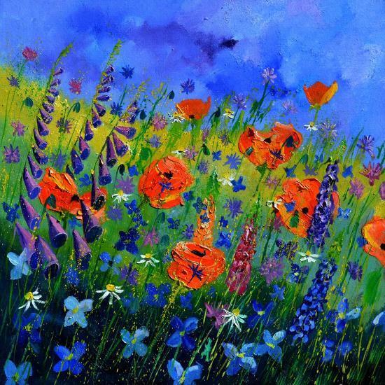 My Garden 88512-Pol Ledent-Premium Giclee Print