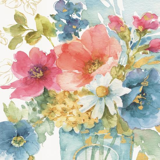 My Garden Bouquet II-Lisa Audit-Art Print