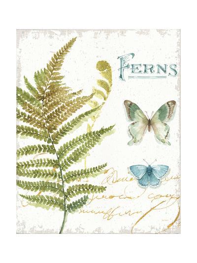 My Greenhouse Botanical III-Lisa Audit-Art Print