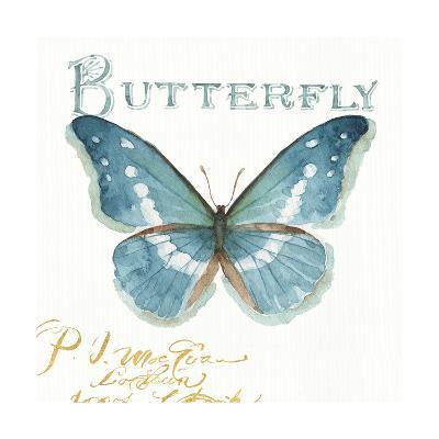 My Greenhouse Butterflies II-Lisa Audit-Art Print