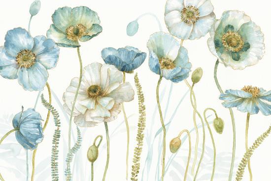 My Greenhouse Flowers I-Lisa Audit-Art Print